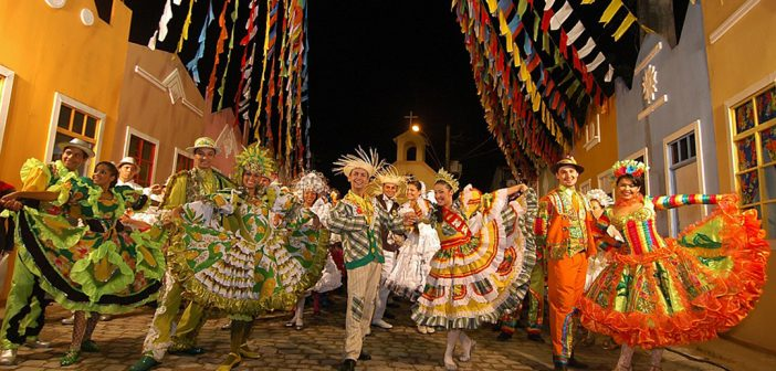 One of the most highly anticipated dates of the year: Festa Junina