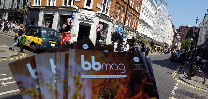 BBMag Blitz Promocional no Soho