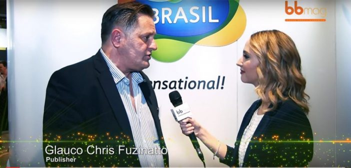 Bossa Brazil Magazine (BBMAG) Launch Event Party in London (video 2)