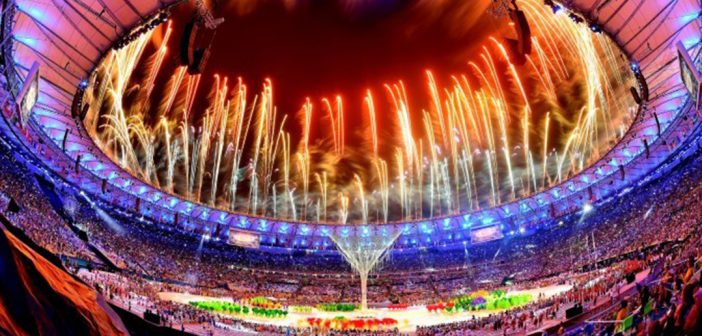 Rio 2016 - Carnival time at the Maracanã to round off the Olympic Games on a high