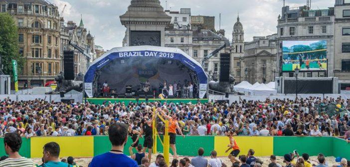 Brazil Day brings a Brazilian atmosphere to London