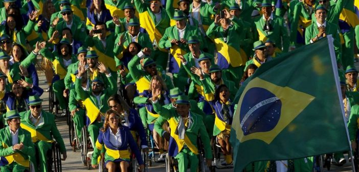 Rio 2016 – Paralympics: Rio is getting ready for the opening ceremony