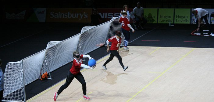 Rio 2016 – Ever heard of Goalball?