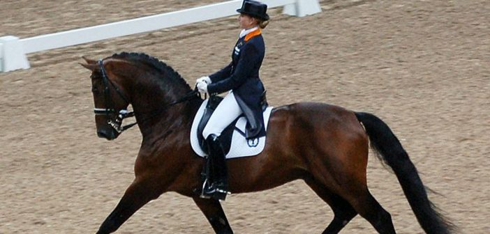 Rio 2016 – Equestrianism at the Paralympic Games