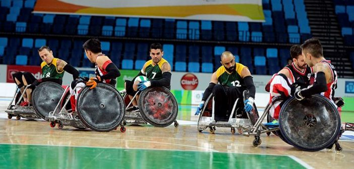 Rio 2016 – Ever heard of Wheelchair Rugby?
