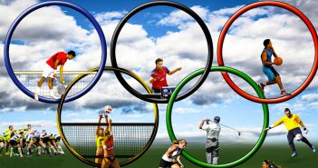 Ten curious sports that have been part of the Olympics