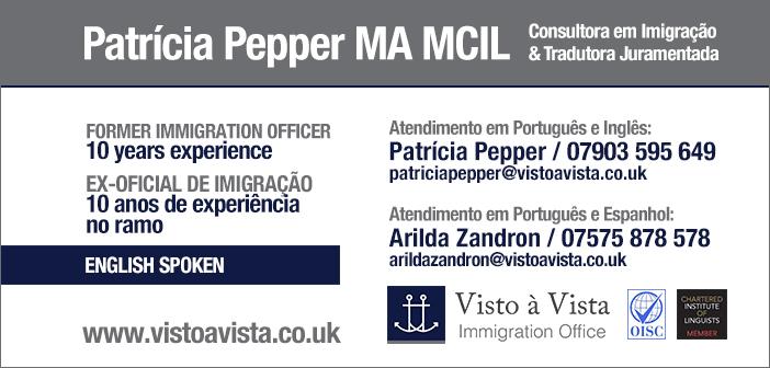 Visto a vista, Immigration Services in London