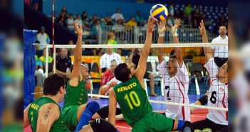 Rio 2016 – Ever heard of Sitting Volleyball?
