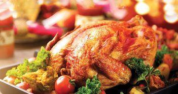 In the kitchen with Luciana: Succulent Turkey Recipe