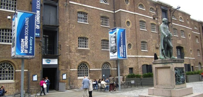 MuseMuseums close to Underground stations in London and São Paulous próximos ao metrô em Londres e São Paulo