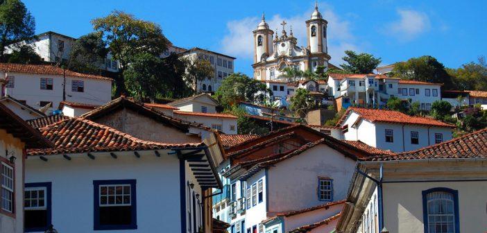 Ouro Preto: the Capital of Brazilian Architecture