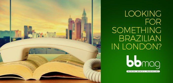 BBMag Diretório de Negócios: encontre os mais variados serviços para brasileiros no Reino Unido