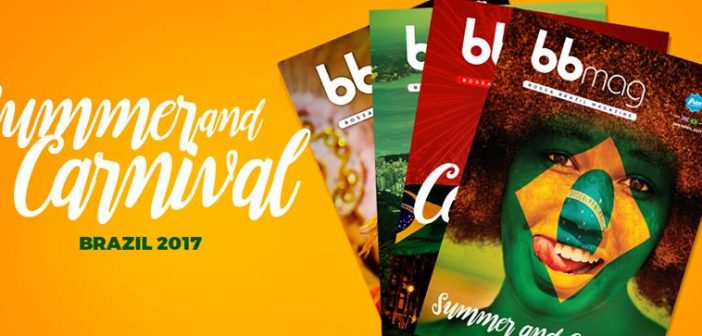 Welcome to the fourth issue of BBMag! | Your Brazilian magazine in London