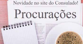 Attorney section | Procurações | Consulado brasileiro em Londres