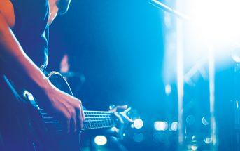 guitarra Brazilian rock