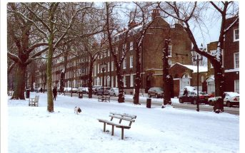 My London: Battle of the Seasons – Winter in London