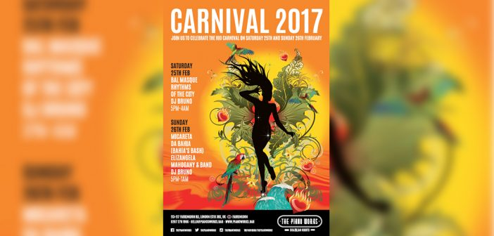 Carnival in London | Carnaval em Londres