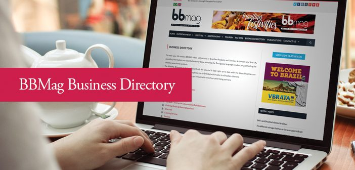 BBMAG launches the Directory of Brazilian Products and Services in the UK