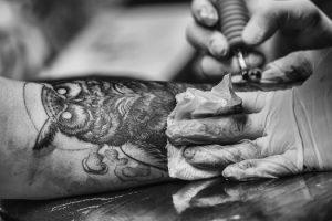 coruja tatuagem