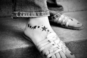 estrelas tatuagem