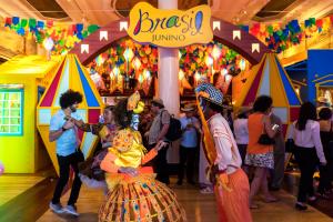 Brasil Junino Festival in London