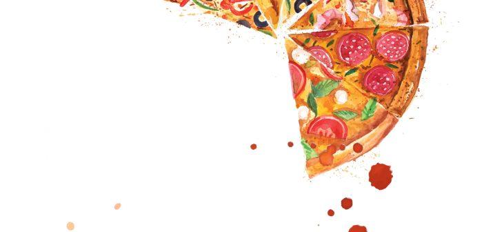 Muita pizza!!!