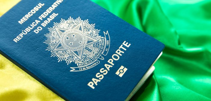 Emissão de passaporte no Brasil