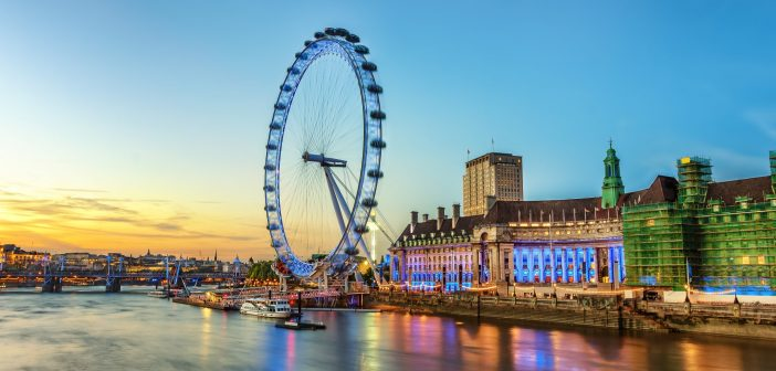 Viagem ao Reino Unido