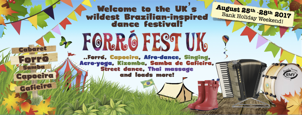 Forró Fest UK 2017