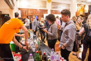 VBRATA UK launched the London Caipirinha Festival with an Opening Event Exclusively for the Travel Trade and Press