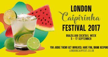 Meet the Partners of the London Caipirinha Festival 2017