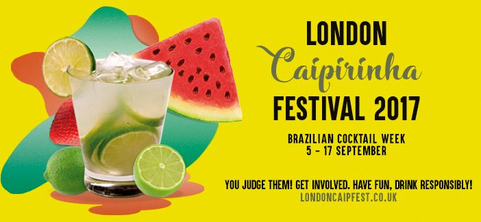 Know the London Caipirinha Festival 2017' sponsors