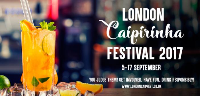 Conheça os patrocinadores do London Caipirinha Festival 2017