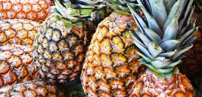 Pineapple & Ginger Caipirinha