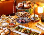 New approaches to afternoon tea in London