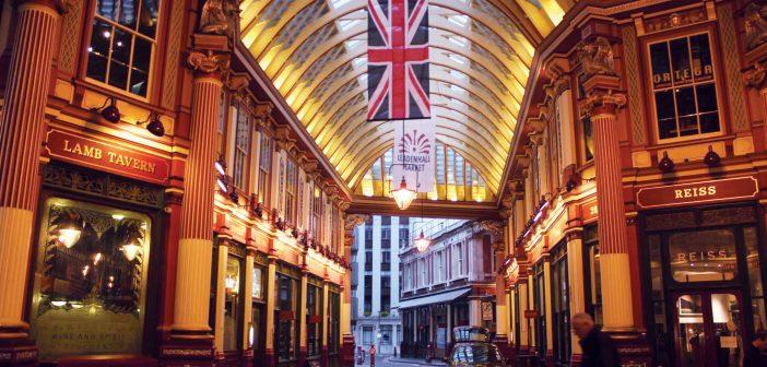 Você conhece o Leadenhall Market?