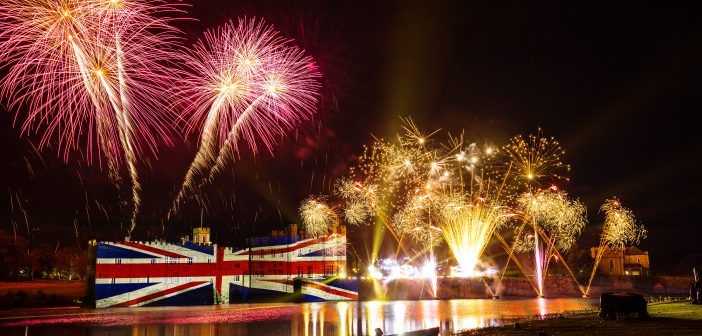 Bonfire Night: London fireworks displays
