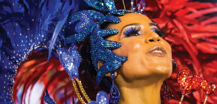 Brazilian Carnival: the nation's blowout