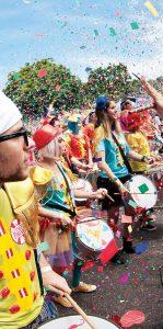 The Brazilian Carnival