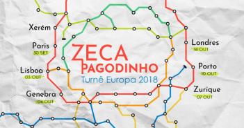 Zeca Pagodinho – European Tour 2018