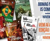 The latest issue of BBMag will be out soon, become an advertising partner to gain access to our niche audience!