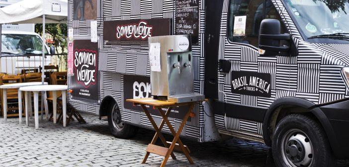 Food Trucks in Brazil