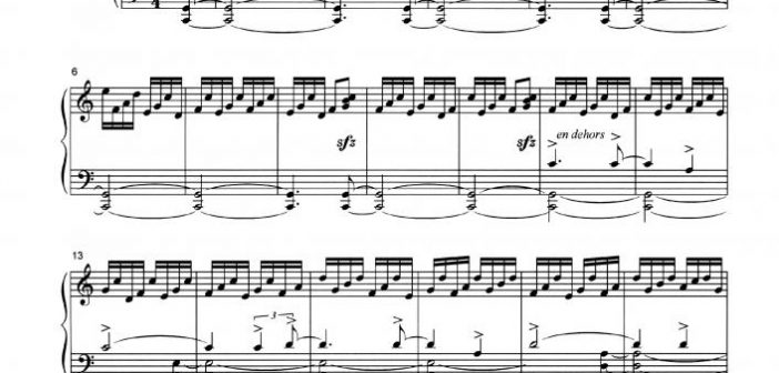 Brazilian music scores online