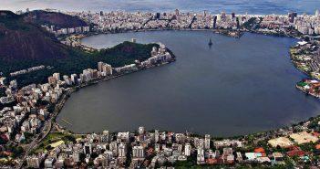 Brazilian lakes and lagoons