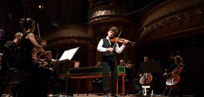 Guido Sant'Anna Violin Recital