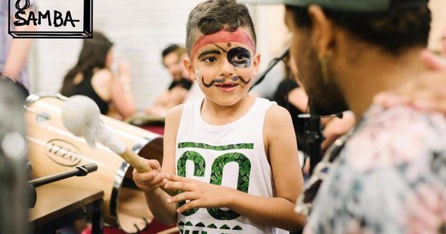 SOS. Salve O Samba – Especial para Crianças