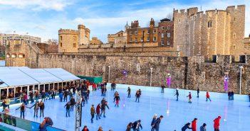 MY LONDON: Ice-Skating Rinks