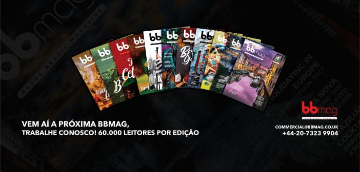 Vem aí a próxima edição da BBMag, seja nosso parceiro anuncie conosco!