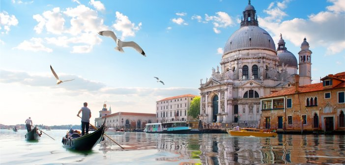 Heritage sites in Veneto